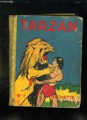 Tarzan. N° 1. - Couverture - Format classique
