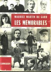 Les Memorables. Tome 1. 1918 - 1923. - Couverture - Format classique
