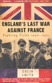 Vente  England's last war against france  - Collectif
