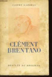 Clement Brentano - Couverture - Format classique