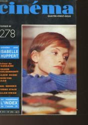 Cinema N°278 - Couverture - Format classique