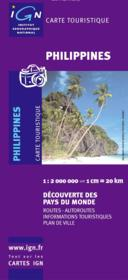 Vente livre :  Philippines  - Collectif Ign