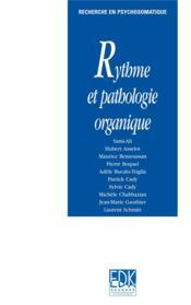 Rythme et pathologie organique - Couverture - Format classique