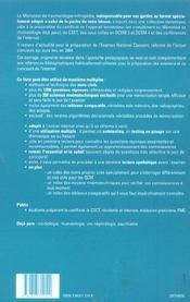 Orthopedie Memotest - 4ème de couverture - Format classique