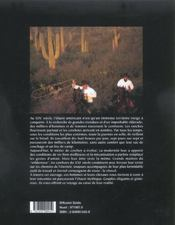 Sur La Piste Des Cowboys - 4ème de couverture - Format classique