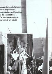 Peyrissac - 4ème de couverture - Format classique
