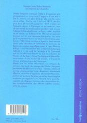 Les chemins du labyrinthe - 4ème de couverture - Format classique