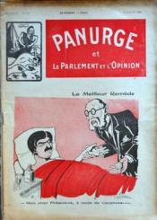 Panurge N°347 du 10/07/1931 - Couverture - Format classique