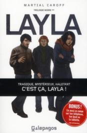Trilogie noire t.2 ; Layla - Couverture - Format classique
