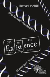 Existence - Couverture - Format classique