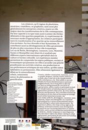 Le ville des createurs ; the city of creators - 4ème de couverture - Format classique