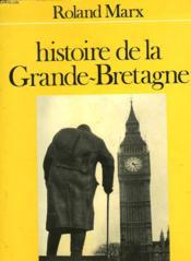 Histoire De La Grande-Bretagne - Couverture - Format classique
