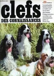 Clefs Des Connaissances - N°23 - Couverture - Format classique