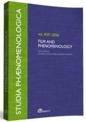Vente livre :  Studia phaenomenologica t.16 ;  film and phenomenology  - Collectif