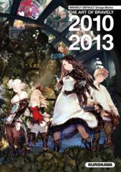 Vente livre :  Bravely default design works ; the art of bravely 2010-2013  - Square Enix
