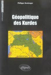 Géopolitique des kurdes - Intérieur - Format classique