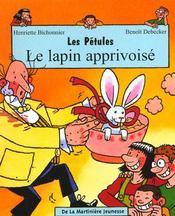 Les Petules Le Lapin Apprivoise - Intérieur - Format classique