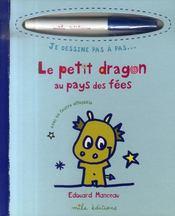 Le petit dragon au pays des fées - Intérieur - Format classique