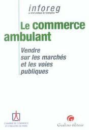 Commerce Ambulant (Le) - Intérieur - Format classique