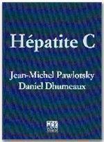 Hépatite C - Couverture - Format classique