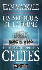La gde epopee des celtes t5 seigneurs - Couverture - Format classique