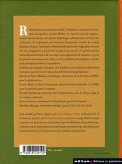 Cent siècles de cuisine ; petite anthologie de recettes - 4ème de couverture - Format classique
