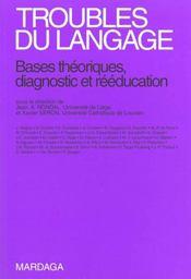 Troubles Du Langage Nlle Edition - Intérieur - Format classique