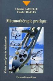 La Mecanotherapie Pratique - Couverture - Format classique