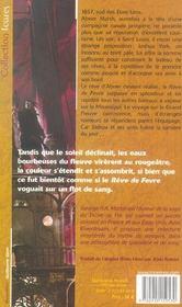 Riverdream Ancienne Edition - 4ème de couverture - Format classique