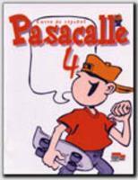 Pasacalle T.4 ; Alumno - Couverture - Format classique
