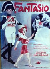 Fantasio N°631 du 16/05/1933 - Couverture - Format classique