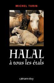 Halal à tous les étals - Couverture - Format classique