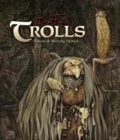 Trolls - Couverture - Format classique