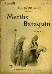 Marthe Baraquin. Collection : Select Collection N° 76 - Couverture - Format classique