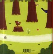 Si tu rencontres un loup dans la forêt - 4ème de couverture - Format classique