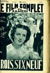 Le Film Complet Du Samedi N° 1933 - 16e Annee - Trois, Six, Neuf - Couverture - Format classique