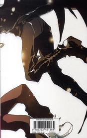D.N.Angel t.11 - 4ème de couverture - Format classique