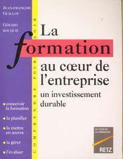 Formation Au Coeur De L Entreprise - Intérieur - Format classique