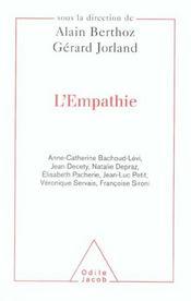 L'empathie - Intérieur - Format classique