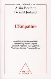 L'empathie - Couverture - Format classique