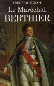 Le Marechal Berthier - Intérieur - Format classique