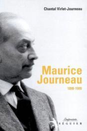 Maurice journeau (1898-1999) - Couverture - Format classique