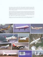 Du Comet A L'A380 ; Histoire Des Avions De Ligne A Reaction - 4ème de couverture - Format classique