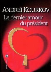 Le dernier amour du président - Intérieur - Format classique