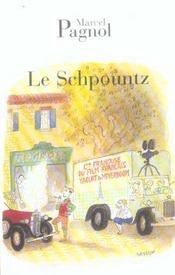 Le schpountz - Intérieur - Format classique
