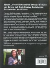 De Scheherazade A La Revolution - 4ème de couverture - Format classique