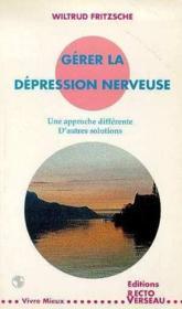 Gerer la depression nerveuse - Couverture - Format classique