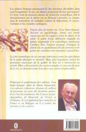 Guerison Par Le Plaisir - 4ème de couverture - Format classique