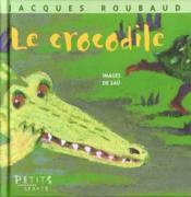 Le crocodile - Couverture - Format classique