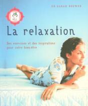 La relaxation - Couverture - Format classique